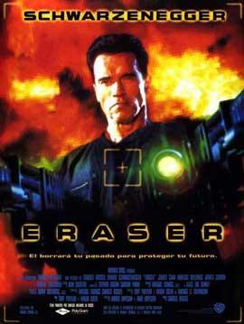 Eraser - 11 x 17 Movie Poster - Spanish Style A