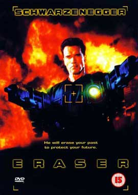 Eraser - 11 x 17 Movie Poster - UK Style A