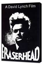 Eraserhead - 11 x 17 Movie Poster - Style A - Museum Wrapped Canvas