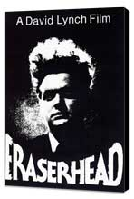 Eraserhead - 27 x 40 Movie Poster - Style A - Museum Wrapped Canvas