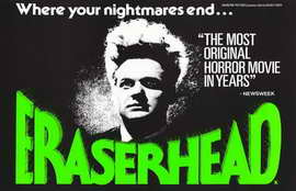 Eraserhead - 11 x 17 Movie Poster - Style B