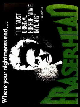 Eraserhead - 30 x 40 Movie Poster UK - Style A
