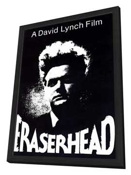 Eraserhead - 11 x 17 Movie Poster - Style A - in Deluxe Wood Frame