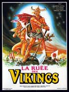 Erik the Conqueror - 11 x 17 Movie Poster - French Style A