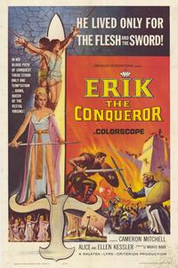 Erik the Conqueror - 11 x 17 Movie Poster - Style A