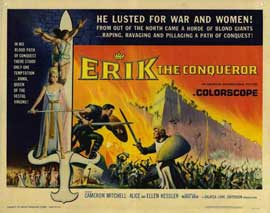 Erik the Conqueror - 11 x 14 Movie Poster - Style A