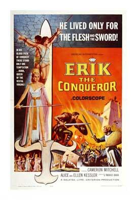 Erik the Conqueror - 27 x 40 Movie Poster - Style B