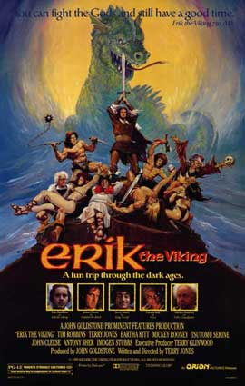 Erik the Viking - 11 x 17 Movie Poster - Style A