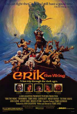 Erik the Viking - 27 x 40 Movie Poster - Style A