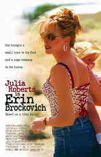 Erin Brockovich - 11 x 17 Movie Poster - Style A
