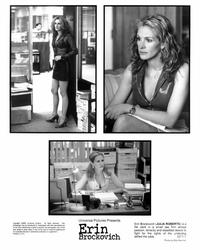 Erin Brockovich - 8 x 10 B&W Photo #2