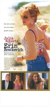 Erin Brockovich - 11 x 17 Poster - Foreign - Style A