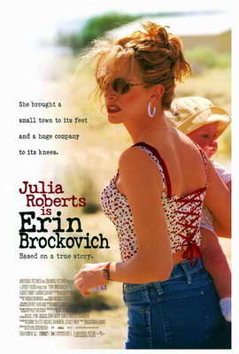 Erin Brockovich - 27 x 40 Movie Poster - Style A