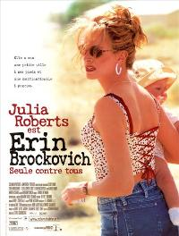 Erin Brockovich - 43 x 62 Movie Poster - French Style A
