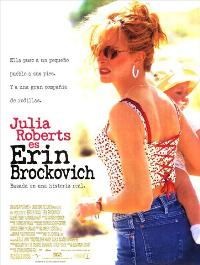 Erin Brockovich - 11 x 17 Movie Poster - Spanish Style A