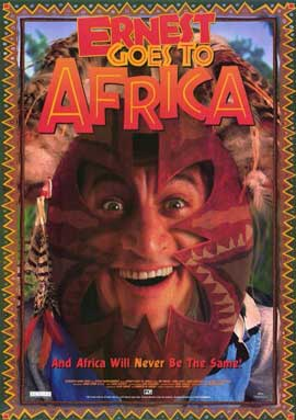 Ernest Goes to Africa - 11 x 17 Movie Poster - Style A