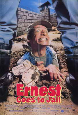Ernest Goes to Jail - 11 x 17 Movie Poster - Style A