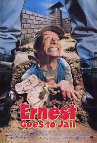 Ernest Goes to Jail - 27 x 40 Movie Poster - Style A