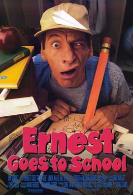 Ernest Goes to School - 11 x 17 Movie Poster - Style A