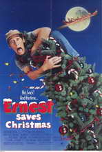 Ernest Saves Christmas - 11 x 17 Movie Poster - Style A