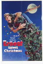 Ernest Saves Christmas - 27 x 40 Movie Poster - Style A