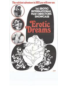 Erotic Dreams - 11 x 17 Movie Poster - Style A