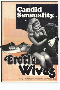 Erotic Wives - 27 x 40 Movie Poster - Style A