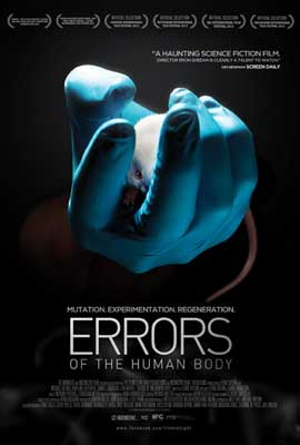 Errors of the Human Body - 11 x 17 Movie Poster - Style A