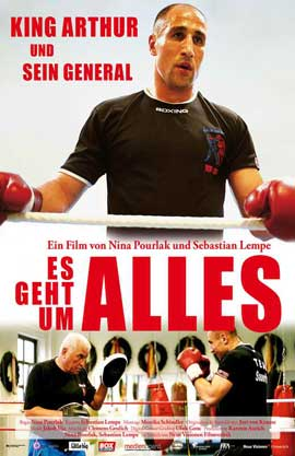 Es geht um alles - 11 x 17 Movie Poster - German Style B