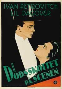 Es Gibt Eine Frau, Die Dich Niemals Vergist - 11 x 17 Movie Poster - Swedish Style A