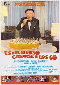 Es peligroso casarse a los 60 - 11 x 17 Movie Poster - Spanish Style A