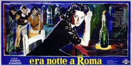Escape by Night - 20 x 40 Movie Poster - Italian Style A