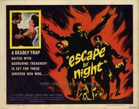 Escape by Night - 11 x 14 Movie Poster - Style A
