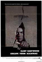Escape from Alcatraz - 27 x 40 Movie Poster - Style A