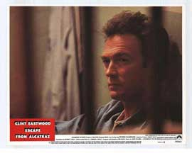 Escape from Alcatraz - 11 x 14 Movie Poster - Style A