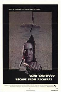 Escape from Alcatraz - 43 x 62 Movie Poster - Bus Shelter Style A