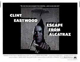 Escape from Alcatraz - 22 x 28 Movie Poster - Style A