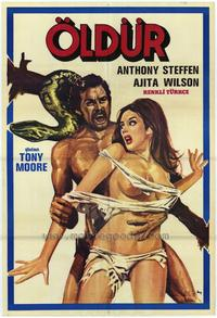 Escape From Hell - 27 x 40 Movie Poster - Foreign - Style A
