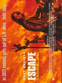 Escape from L.A. - 30 x 40 Movie Poster - Style A