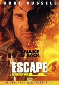 Escape from L.A. - 11 x 17 Movie Poster - Style E