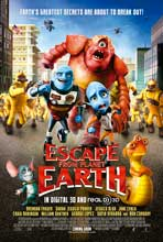 Escape from Planet Earth - DS 1 Sheet Movie Poster - Style A