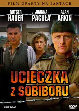 Escape from Sobibor (TV) - 11 x 17 Movie Poster - Polish Style A