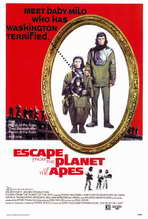 Escape from the Planet of the Apes - 27 x 40 Movie Poster - Style A