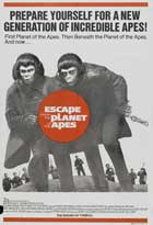 Escape from the Planet of the Apes - 11 x 17 Movie Poster - Australian Style A
