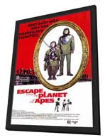 Escape from the Planet of the Apes - 11 x 17 Movie Poster - Style A - in Deluxe Wood Frame