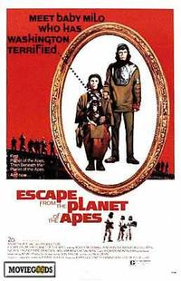 Escape from the Planet of the Apes - 43 x 62 Movie Poster - Bus Shelter Style A