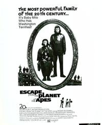 Escape from the Planet of the Apes - 8 x 10 B&W Photo #10