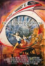 Escape From Tomorrow - 11 x 17 Movie Poster - Style A
