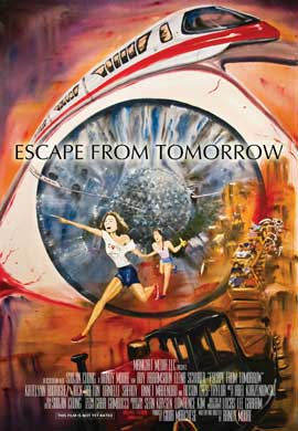Escape From Tomorrow - 27 x 40 Movie Poster - Style A