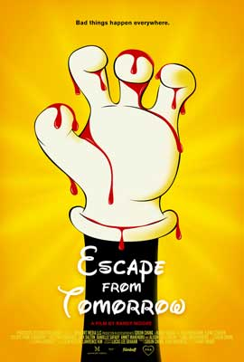 Escape From Tomorrow - 11 x 17 Movie Poster - Style B